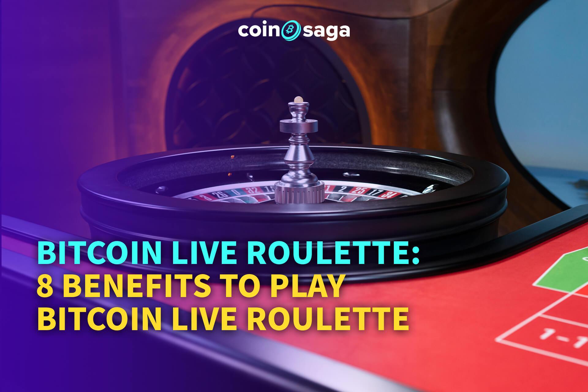 bitcoin live roulette