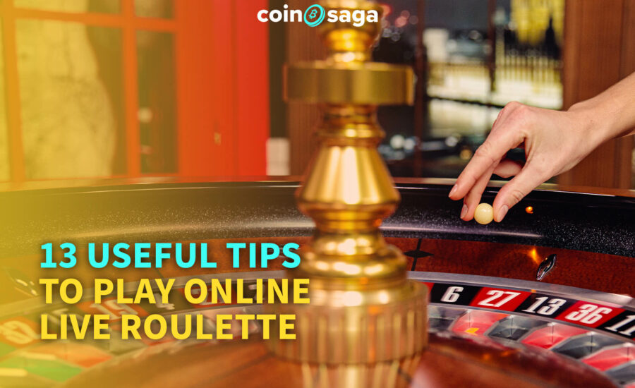 Online Live Roulette: 13 Useful Tips to Play