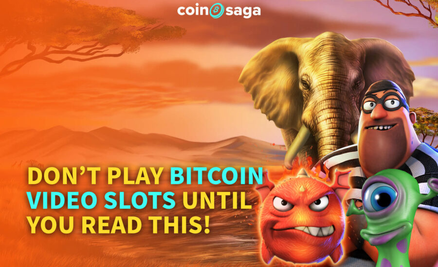 Attention Gamblers: Don't Play Bitcoin Video Slots Until You Read This!