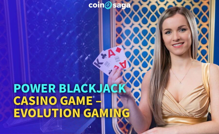 Power Blackjack Casino Game – Evolution Gaming
