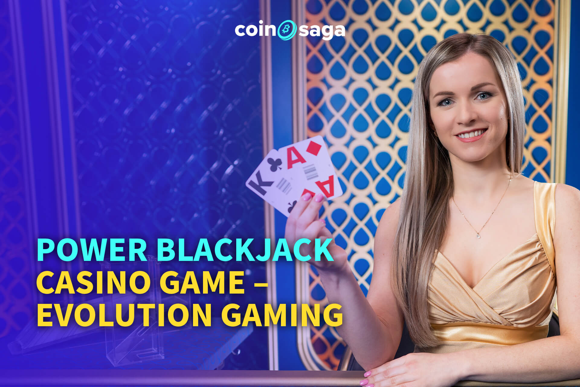 Power Blackjack Casino Game Evolution