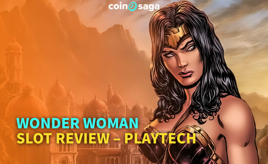 Wonder Woman Slot Review – Playtech