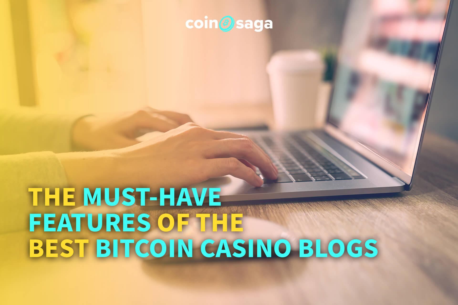 best bitcoin casino blogs