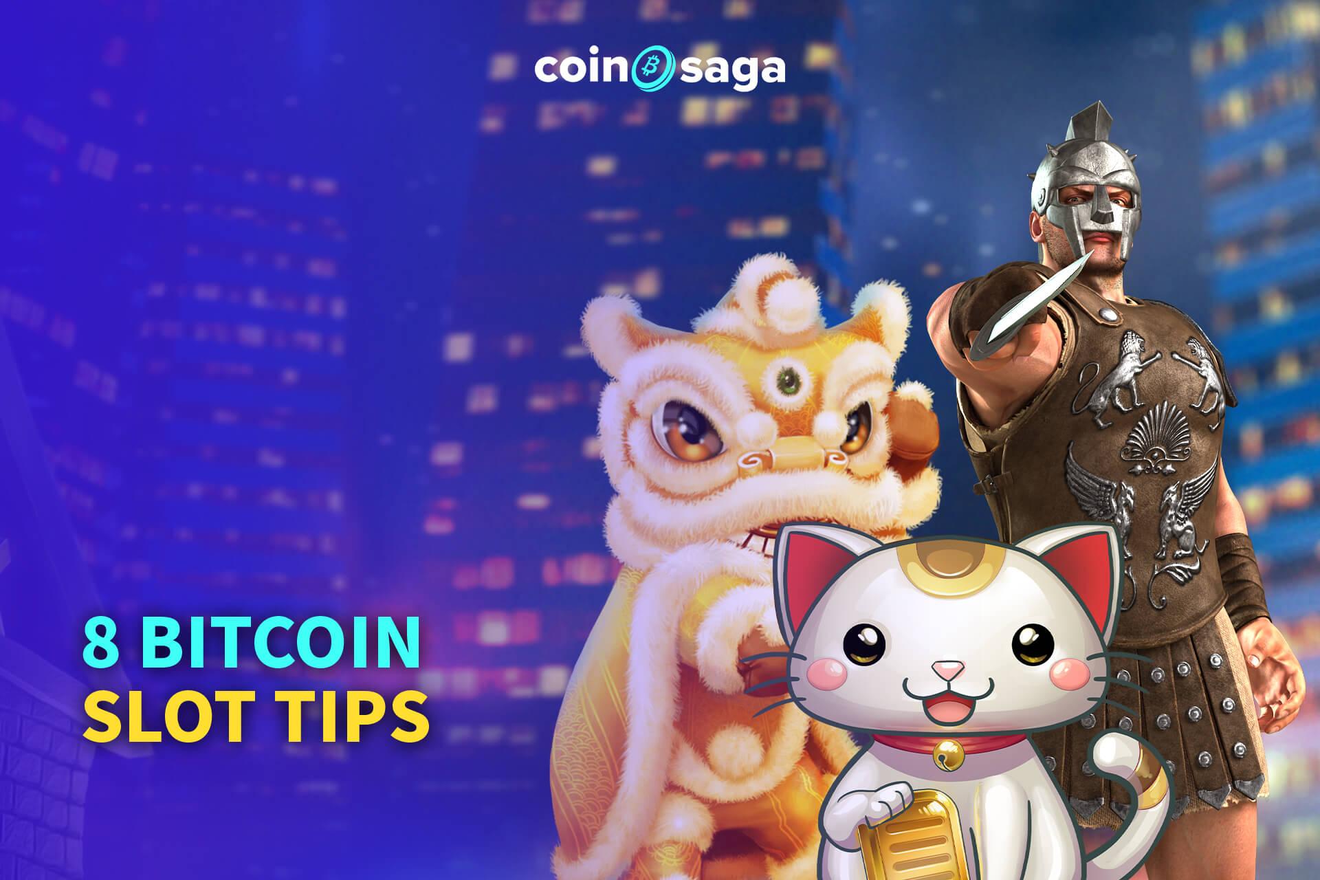 bitcoin slot tips