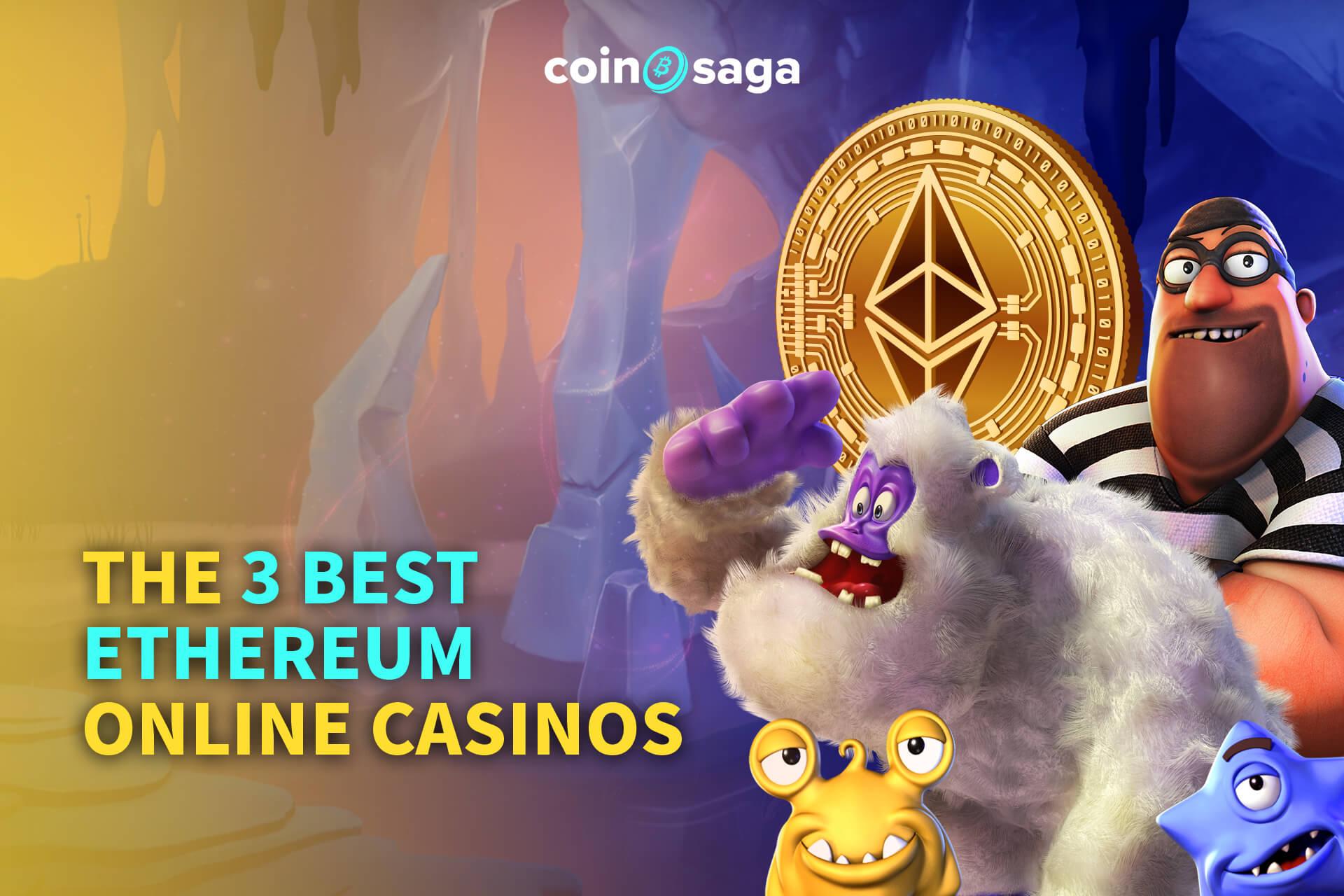 best ethereum online casino