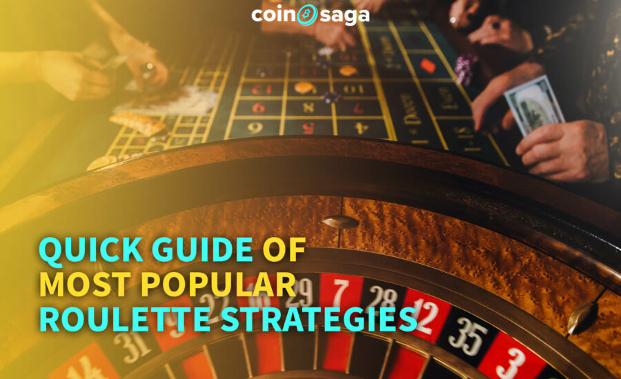 Roulette Strategies: a Quick Guide To The Most Popular