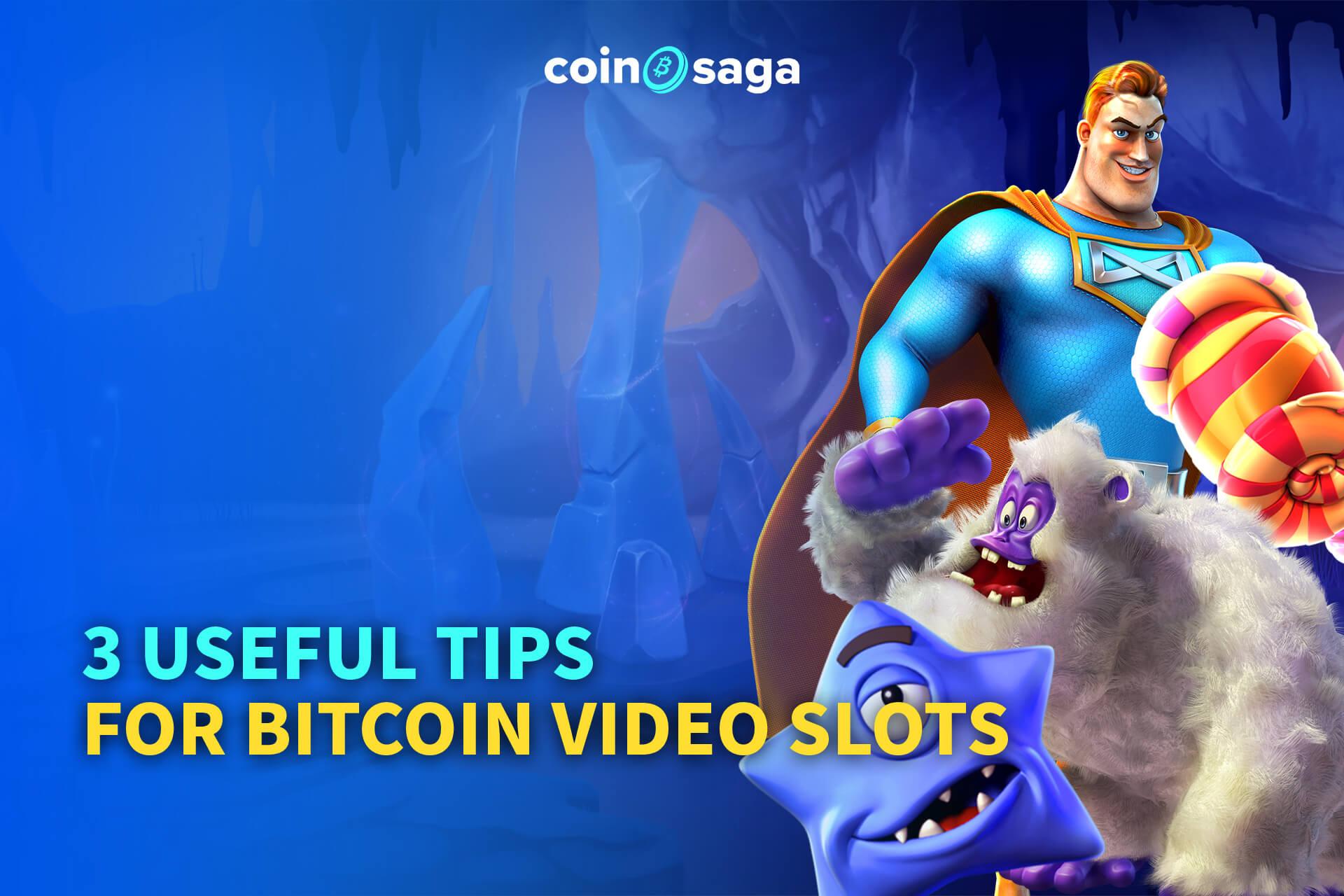 Bitcoin Video Slots
