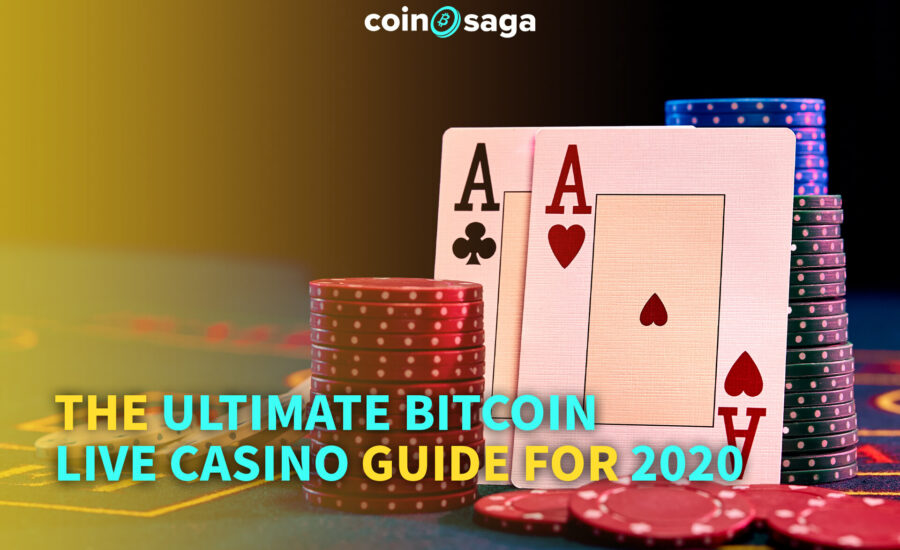The Ultimate Bitcoin Live Casino Guide for 2020