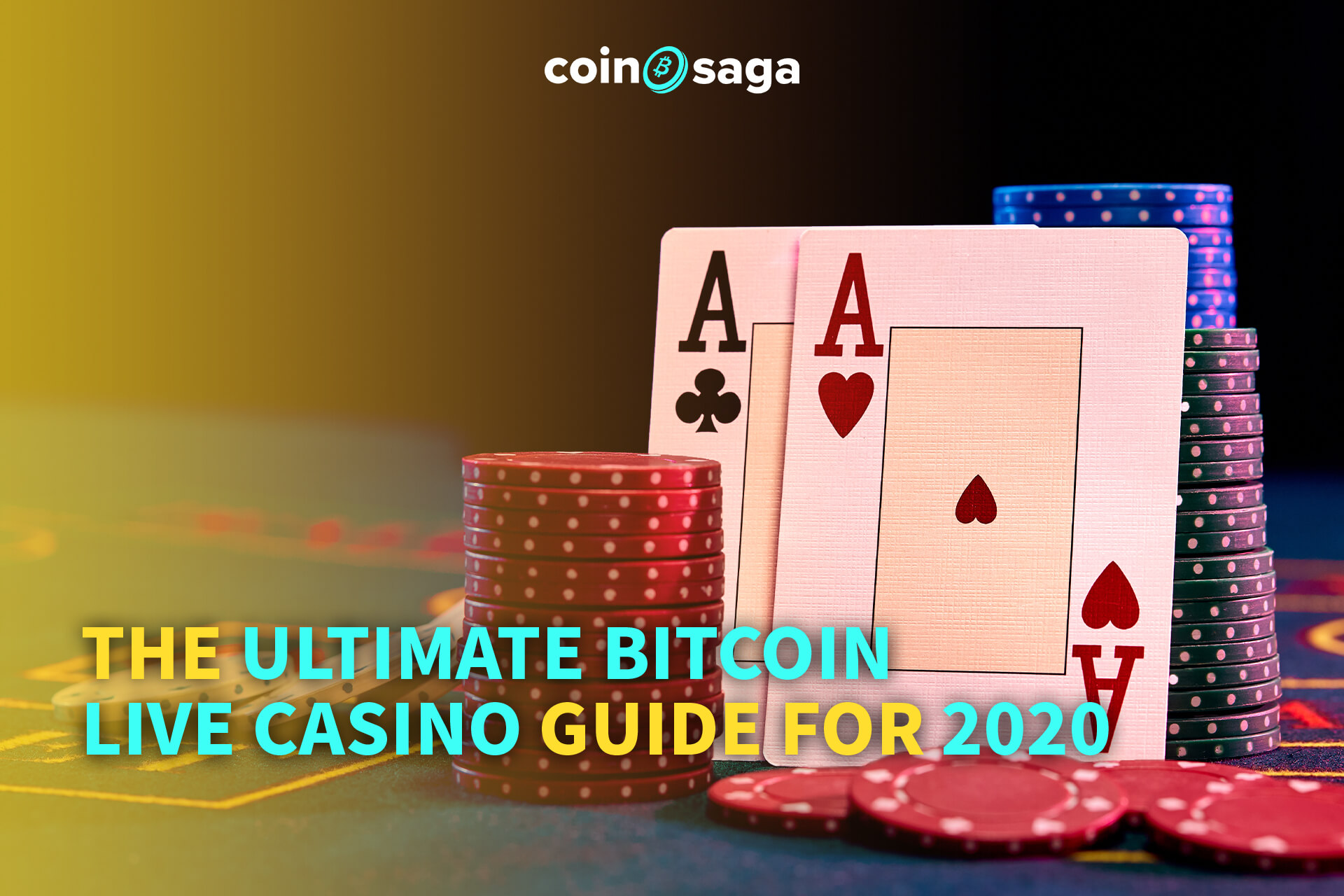 Bitcoin Live Casino Guide