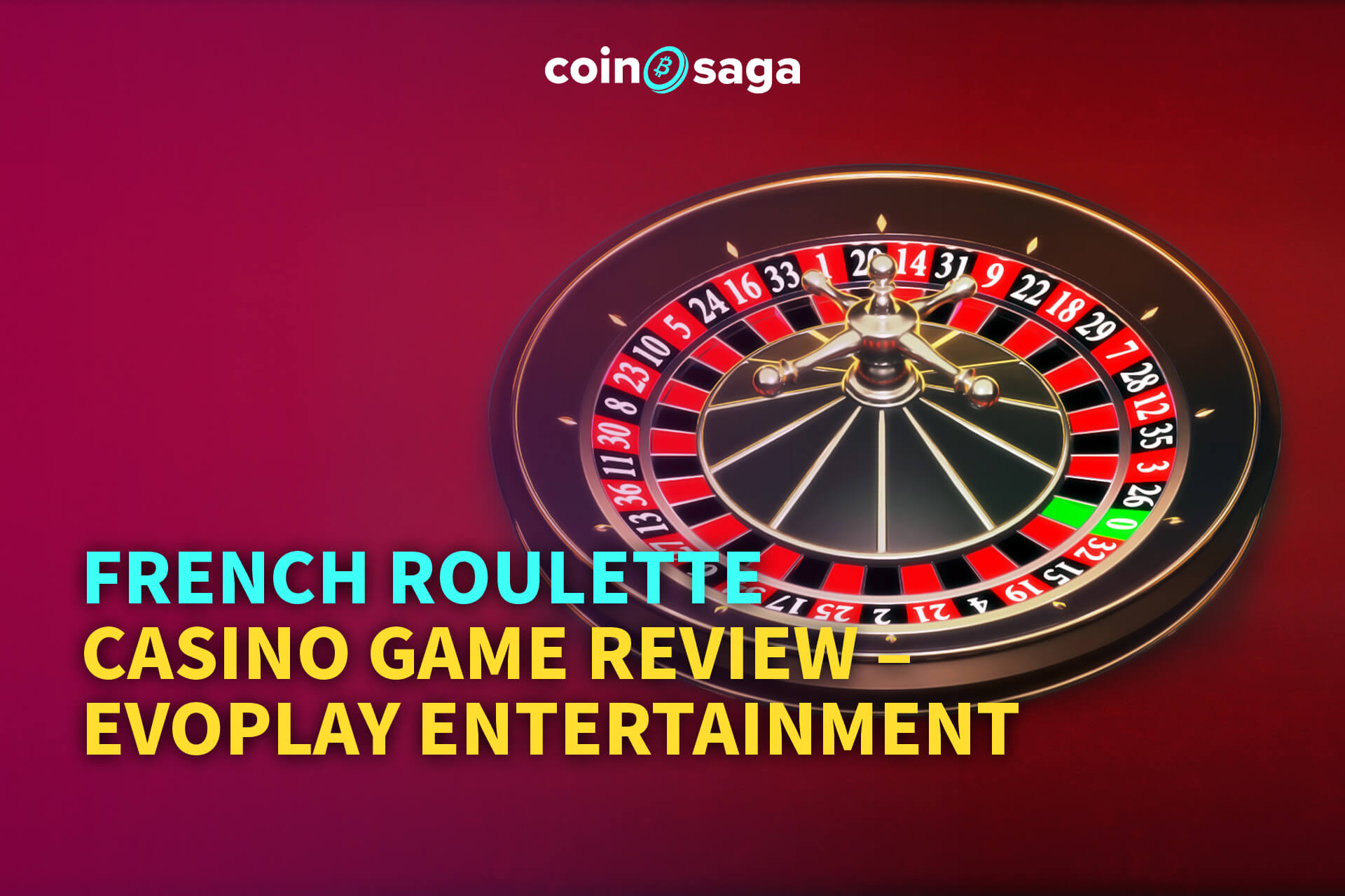 French Roulette Casino Game