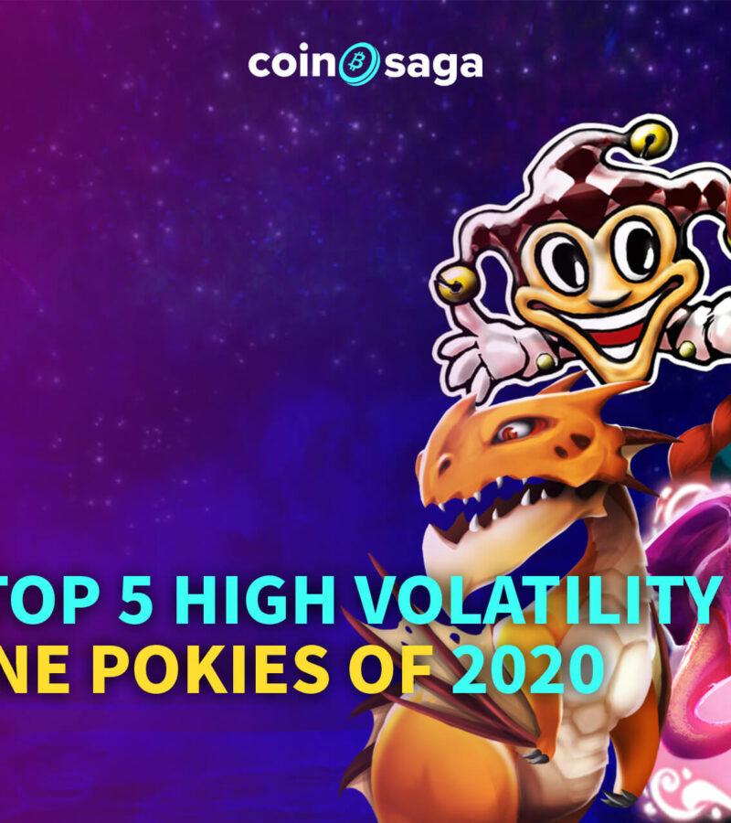 The TOP 5 High Volatility Online Pokies Of 2020