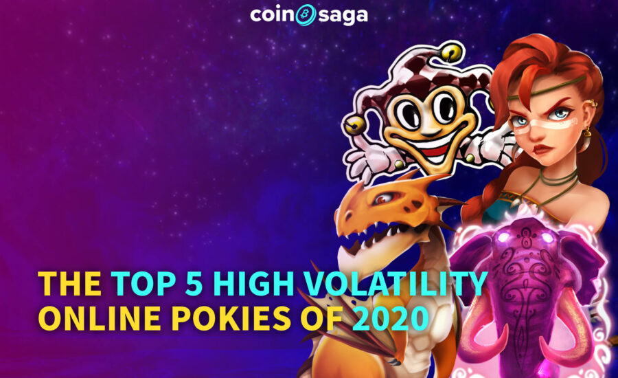 The TOP 5 High Volatility Online Pokies Of 2020