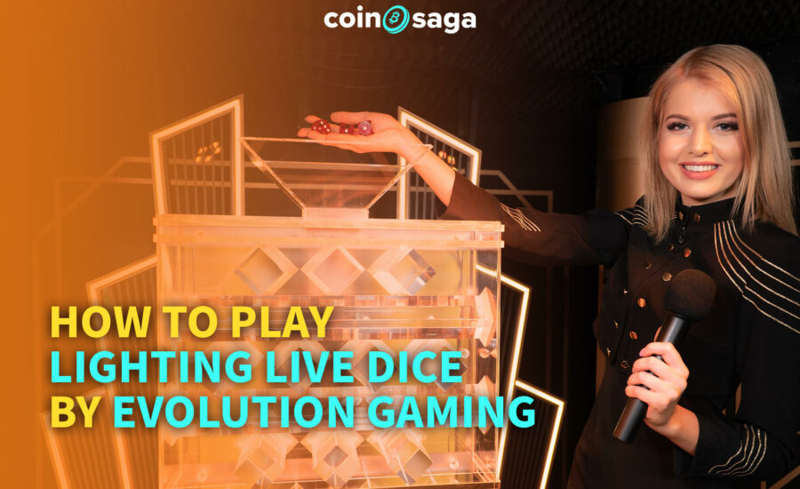 How To Play Lightning Dice Live By Evolution Gaming