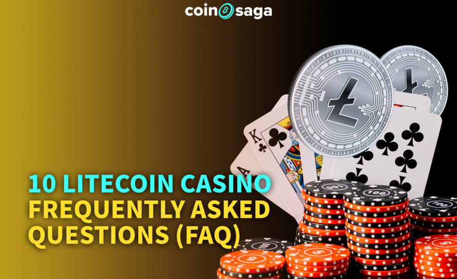 10 Litecoin Casino Frequently Asked Questions (FAQ)