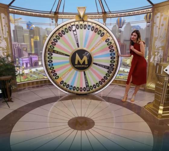 Roda Langsung Monopoli