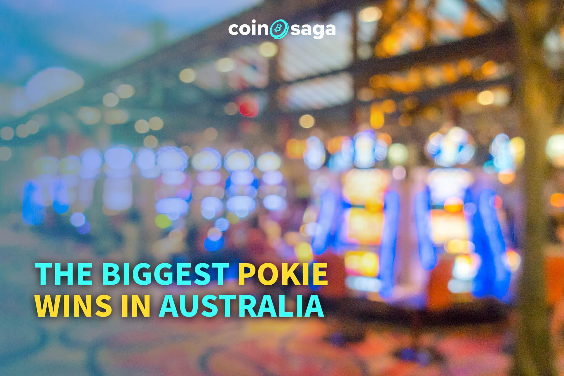 Pokie Wins in Australia