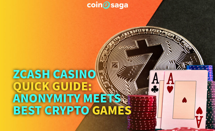 Zcash Casino Quick Guide: Anonymity Meets Best Crypto Games