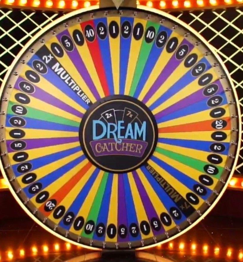 dream catcher wheel