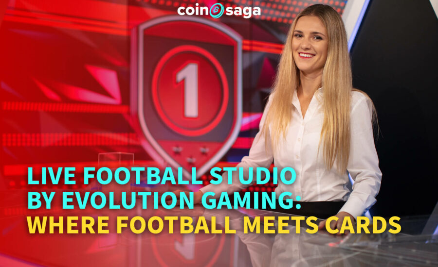 Live Football Studio by Evolution Gaming: Where Football Meets Cards