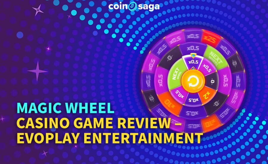 magic wheel evoplay