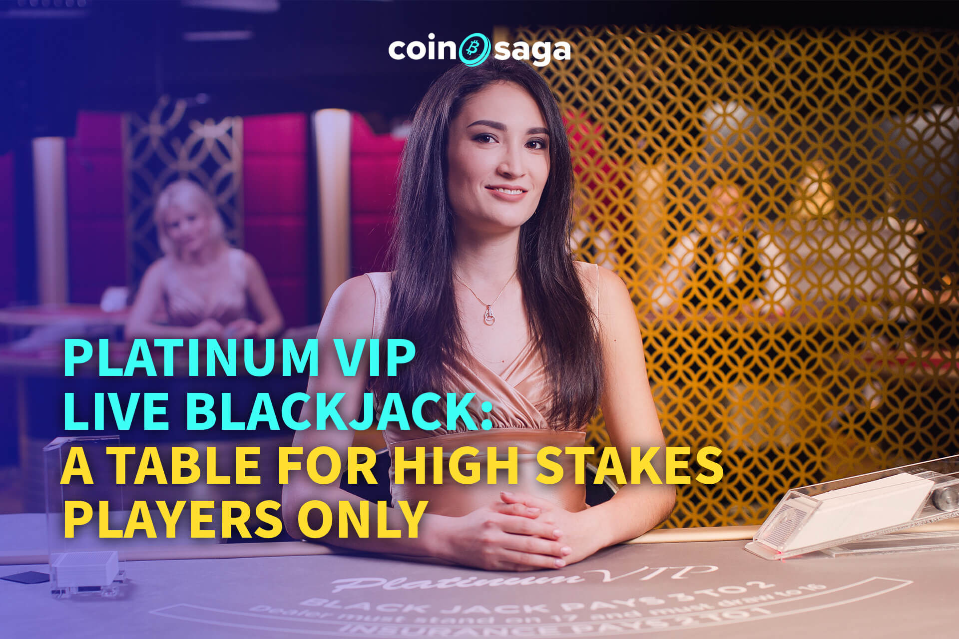 Platinum VIP Blackjack