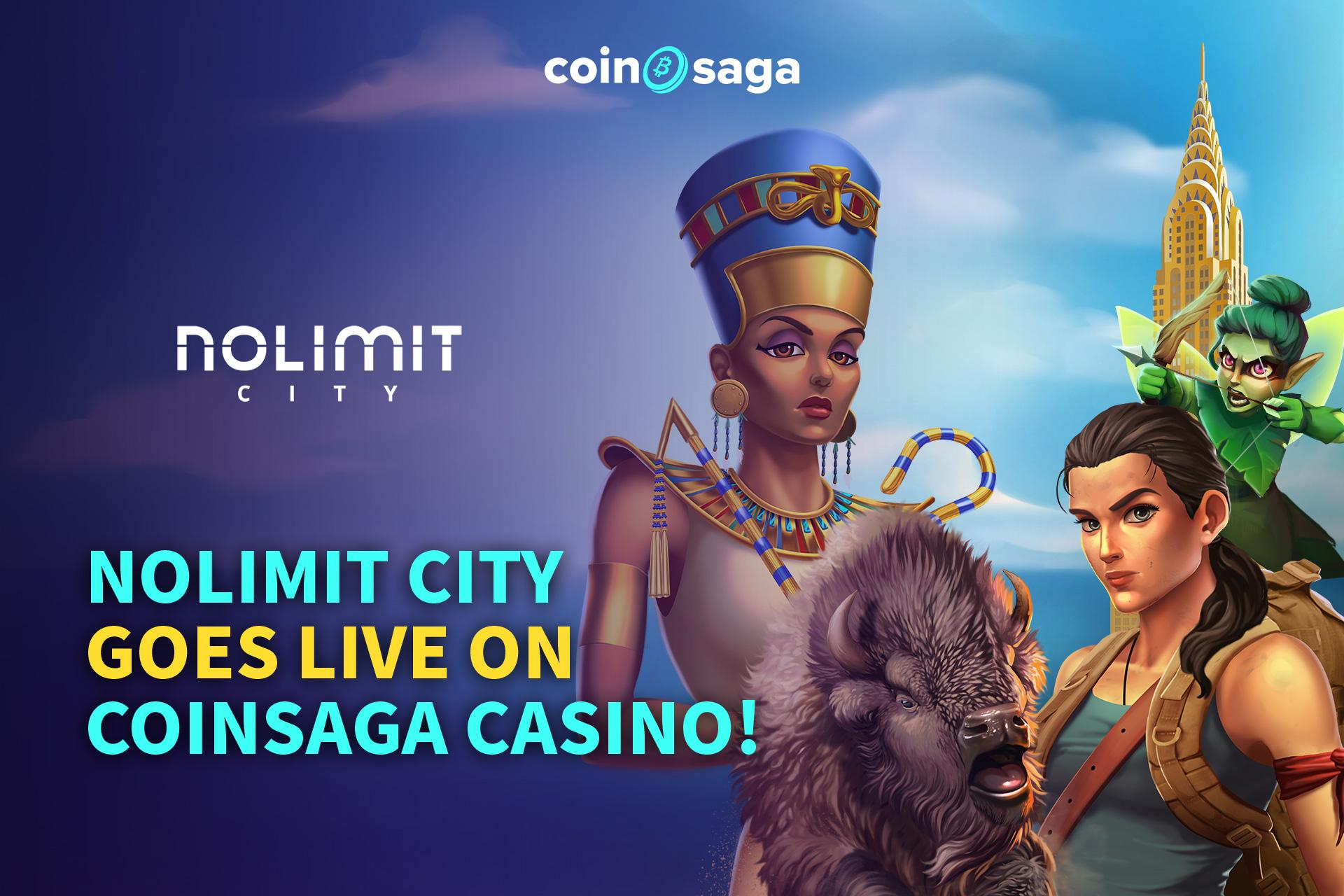 Coinsaga-NoLimitCity