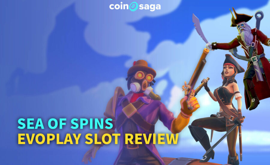 SeaOfSpins Slot Review