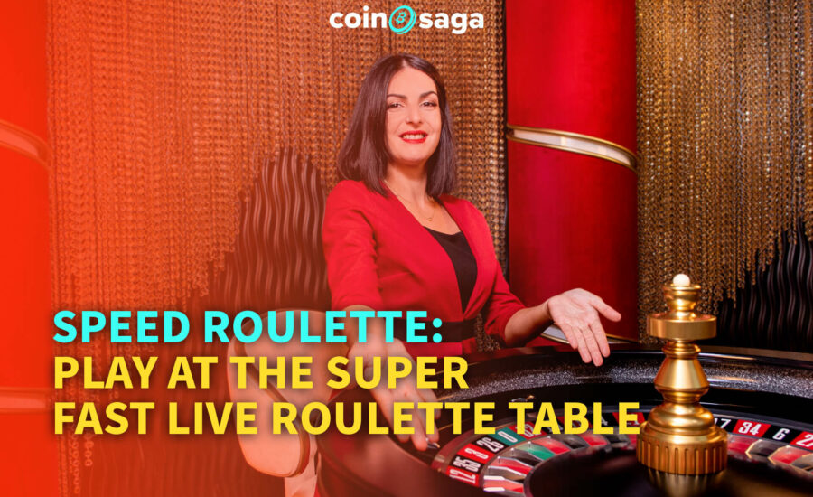 Speed Roulette: Play At The Super Fast Live Roulette Table