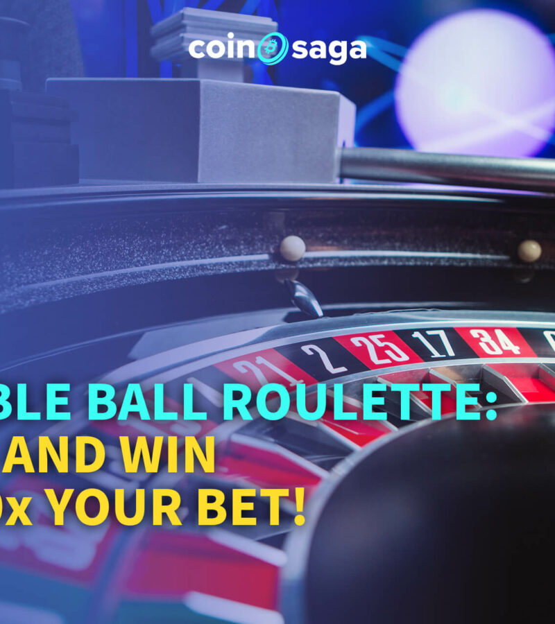 Double Ball Roulette: Play and Win 1,300X Your Bet!