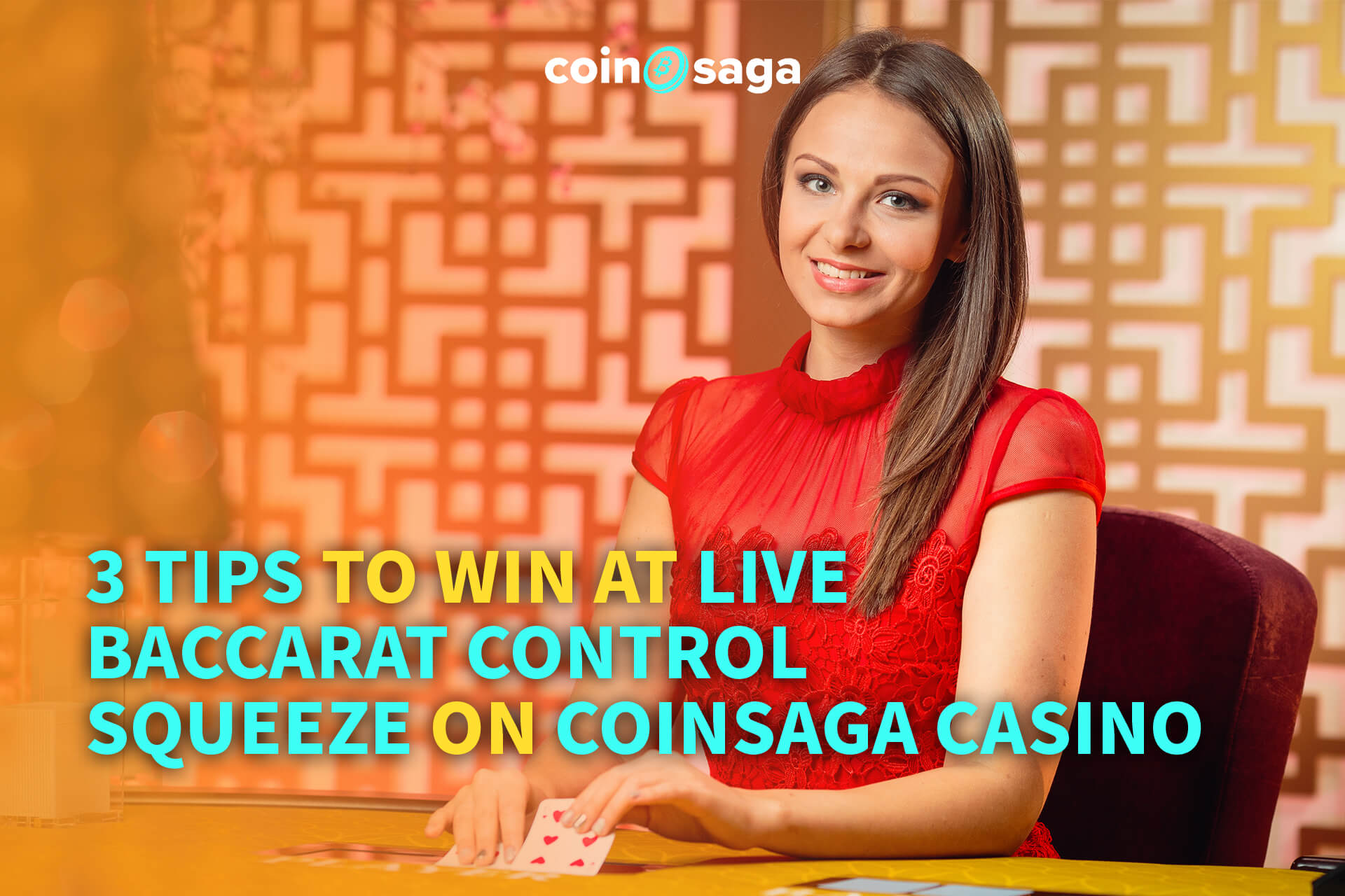 Live Baccarat Control Squeeze Tips