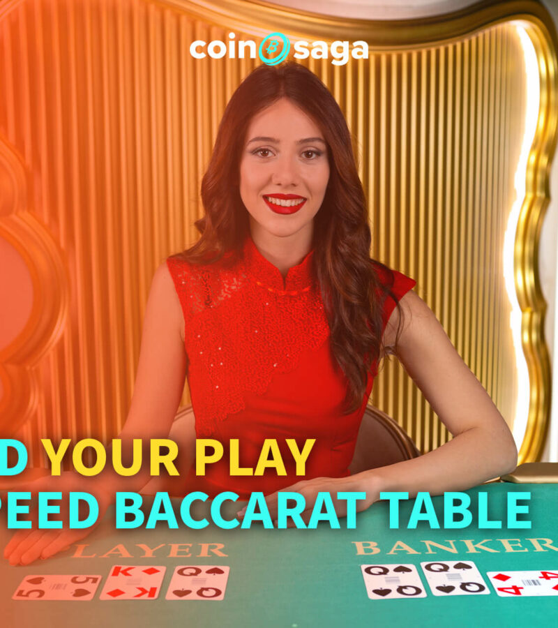 Speed Up Your Play with Live Speed Baccarat