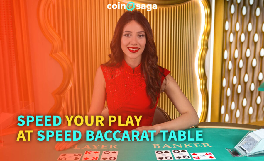Live Speed Baccarat Bitcoin