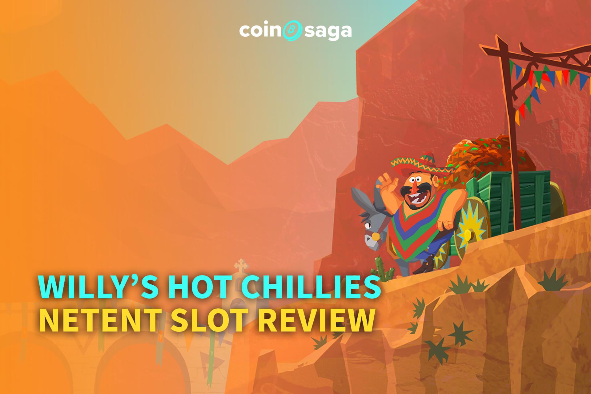WillyHotChillie slot review