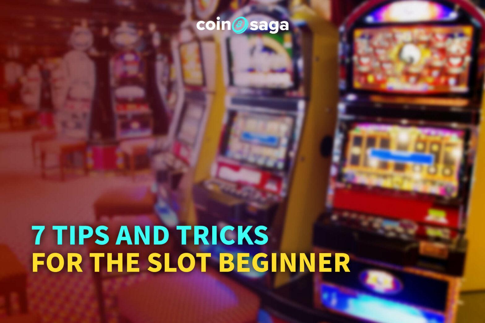 Slot Tips