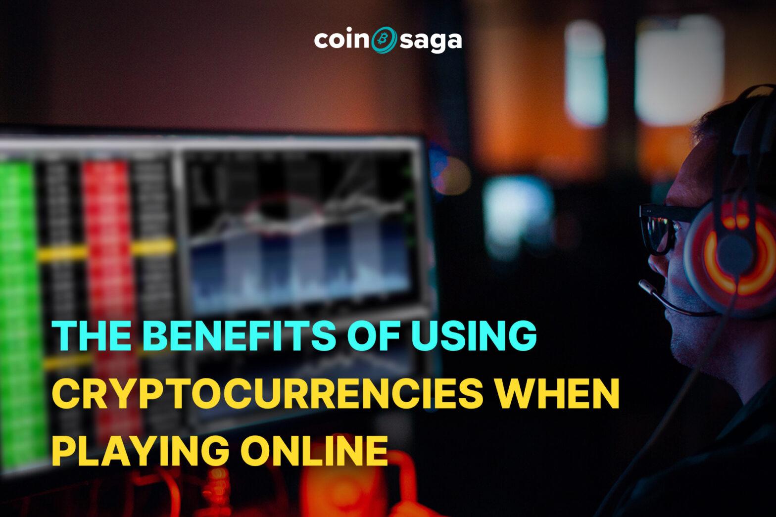 Benefits of Using Cryptocurrencies