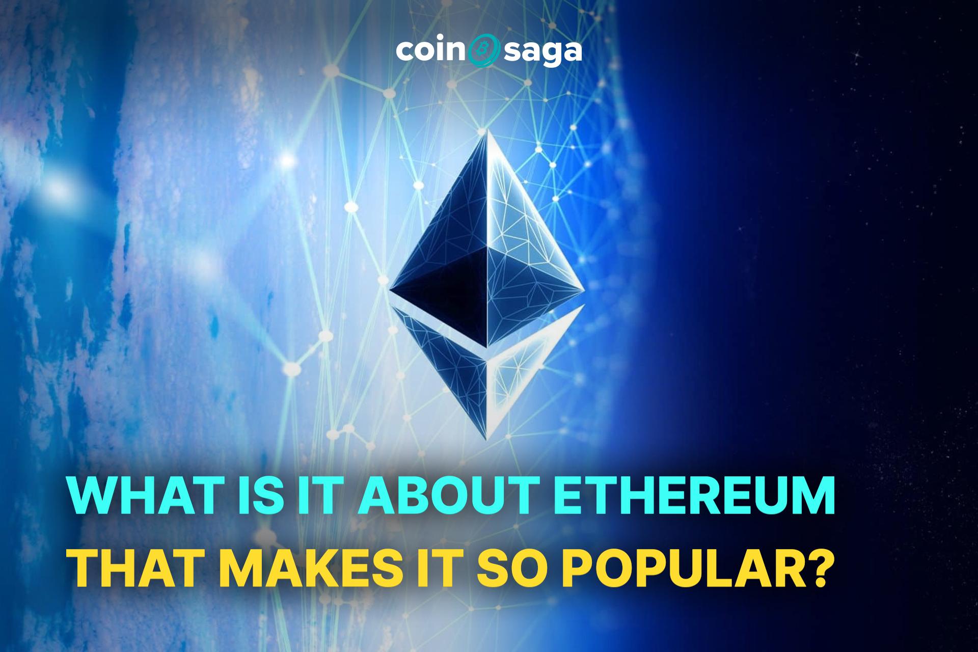 ethereum popular